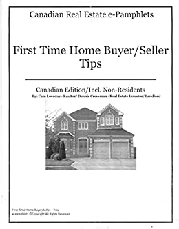 Amazon.com: First Time Home Buyer/Seller Tips (Canadian