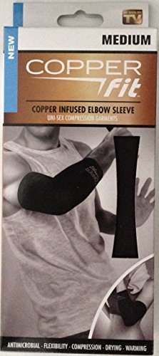 Copper Fit Copper Infused Elbow Sleeve - Medium