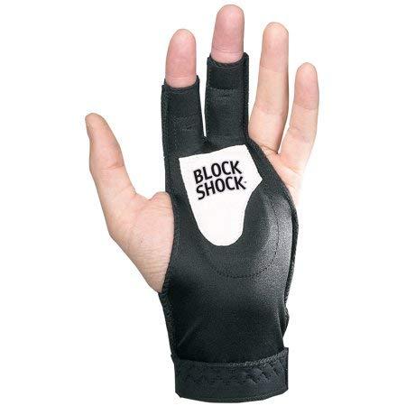 BLOCKSHOCK Padded Glove for Under Baseball Glove - Youth Left Hand by BLOCKSHOCK