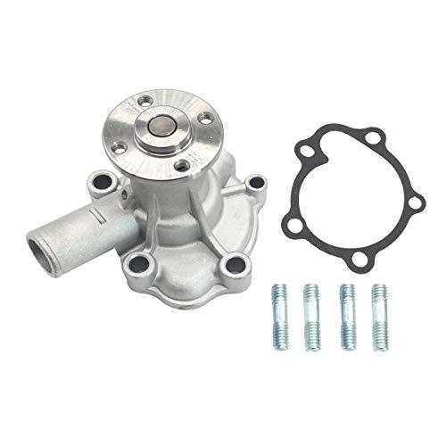 129350-42010 121023-42100 121450-42010 CH15502 Water Pump for Yanmar YM  Series John Deere 650 670