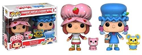 Funko Strawberry Shortcake & Blueberry Muffin 2-pack Barnes & Noble -