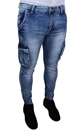 Collezioni Ak Blue Denim Hombre 40 Jeans 1SdfqS