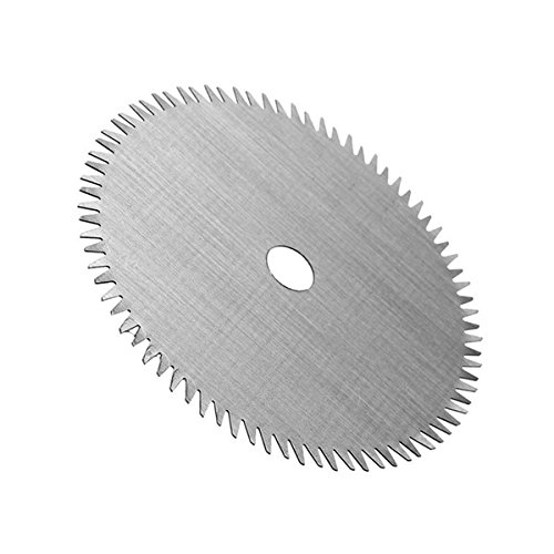 80 Teeth TCT Mini Saw Blade 85mm Circular Saw Blade for Multi Function Electric Mini (Ceramic Circular Brush)