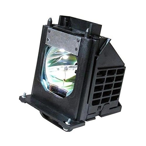 Mitsubishi WD73734 Rear Projector TV Assembly with OEM Bu...