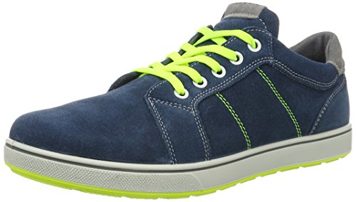 Ricosta Roy, Sneakers Basses Homme Blau (Pavone)