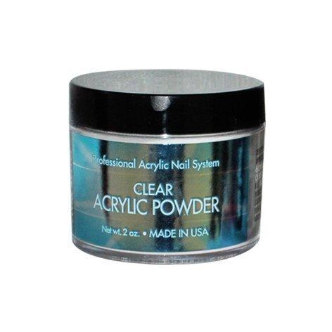 Acrylic Products Clear (Mia Secret Clear Acrylic Powder 2oz)