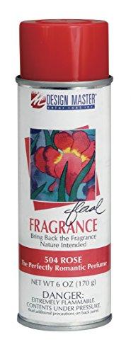 Scent Of A Flower - Design Master Sprays Fragrance - Rose