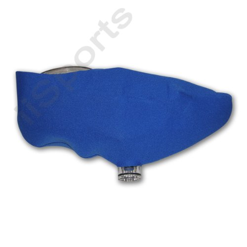 Blue Apache Ricochet 2k Stealth Hopper Loader Neoprene Bounce Sound Cover