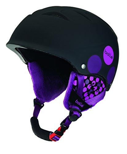 - Bolle B-Free Ski Helmet, Soft Black Dots, 53-57cm