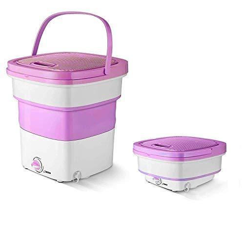 DRIXTY Anudas FoldingFront Load washing machine 2 kg , Portable , Multicolour