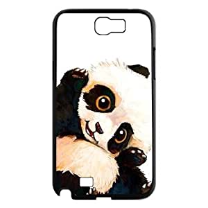 Lovely Panda Protective Case 139 For Samsung Galaxy Note 2 Case At ERZHOU Tech Store