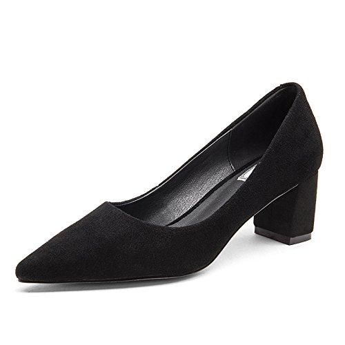 Scrubs Chaussures Chaussures Mariage Escarpins Chaussures Chaussures Noires de Paresseuses Women's Chaussures Black de de pour Navetteurs Noir DKFJKI Travail Femmes 58YqTx