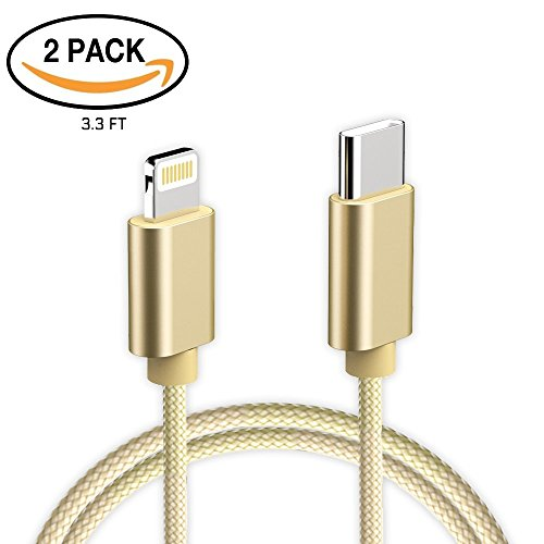 USB 3.1 to USB2.0 Type C Male Connector for Smartphone (Gold) - 6