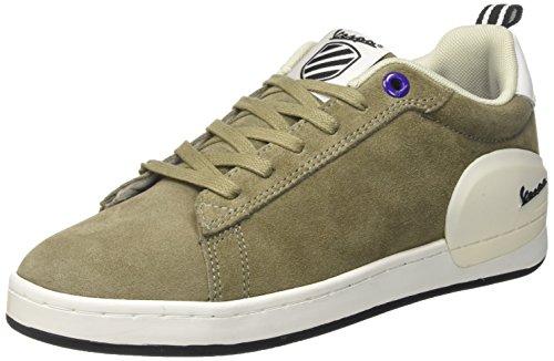 Army grau Sneaker Unisex Vespa 82 Green Erwachsene Freccia Grün IBWYqwO