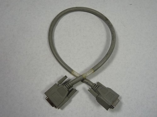 (Black Box Corp EGM16E-0002-MF Thumbscrew DB15 Cable Male/Female 2ft)