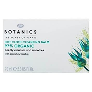 Natural Beauty: Boots Botanics 97% Organic Hot Cloth Cleansing ...