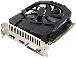 Sapphire R7 250X - Tarjeta gráfica (1 GB DDR5, 4096 x 2160, 128 bit, AMD)