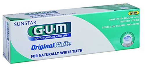 Gum Original White Toothpaste 75ml ()