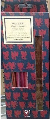Flora Classique Assorted Incense & Ash Catcher (Wild Berry, Dragon Blood, Red Currant)