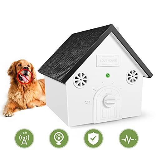 Petwudi Anti Barking Device, Ultrasonic Anti Barking, Sonic Bark Deterrents, Bark Control Device, Dog Bark Contrl…