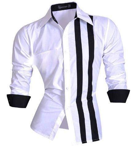 7434484a9b Camisa Social Premium Slim Estilo Irlanda  Amazon.com.br  Amazon Moda