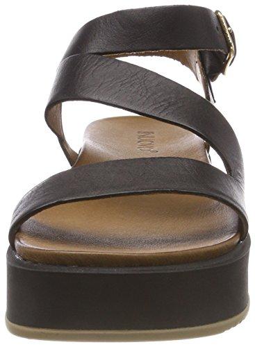 Sandaalit Nero tummansininen Hihna Inuovo Sininen 8722 Nilkka 8436991 Naisten Sqwnx6I
