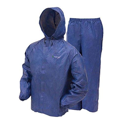 Ultra-Lite2 Rain Suit W/Stuff Sack Sm-Rb Frogg Toggs Ul12104-12sm