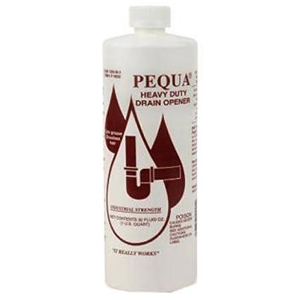 PEQUA INDUSTRIES P-10232 32 oz Pequa Drain Opener