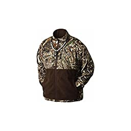 Drake Men\'s MST Eqwader Pluss Full Zip Max-5 DW4330 (MD)