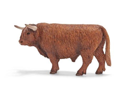 Scottish Highland Bull Toy, 5.51