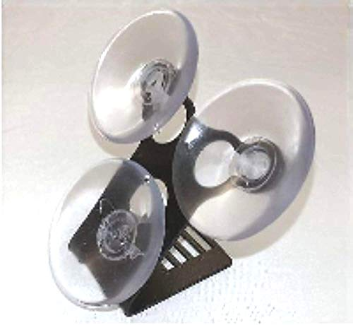 - BELTRONICS & ESCORT RADAR DETECTORS WINDSHIELD Bracket Mount w/3 clear suction cups