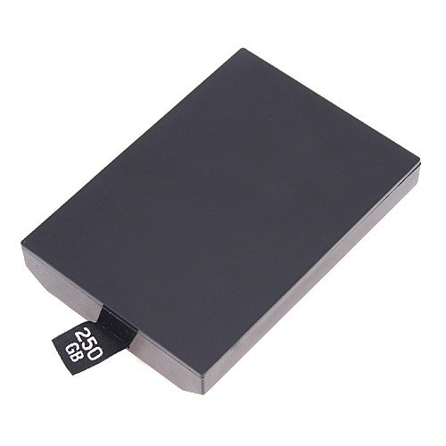 Black 250GB 250 GB Hard Drive Disk HDD for Xbox 360 SLIM