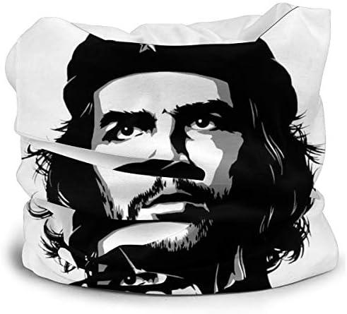 Nonebrand Che Guevara Unisex Mode Multifunktionstuch Kopftuch Nahtlos Bandana Neck Gaiter Face Shield Küche Haushalt
