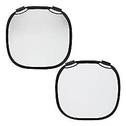 Profoto Collapsible Reflector - Silver/White - 47\