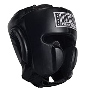 Well-Being-Matters 41BSv0B40jL._SS300_ Contender Fight Sports Mexican Style Headgear, Large