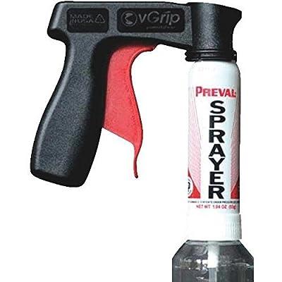 6/PACK PREVAL SPRAYER DIV VGRIP UNIVERSAL PAINT SPRAYER HANDLE by Preval Sprayer Div.