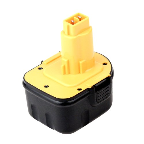 Superb Choice 12V Power Tool Battery for DEWALT 9071 9072 Cordless Drill Power Tool (Tools Dw980k Power)