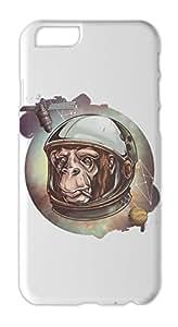 Astronaut Monkey Iphone 6 plastic case