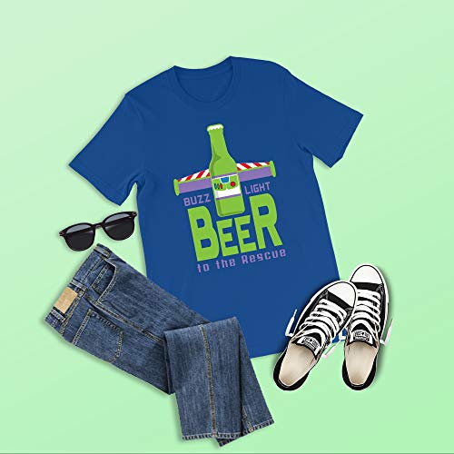 Buzz Light Beer to the Rescue Shirt, Toy Story Shirts, Toy Story Land, Epcot Shirts, Food and Wine Shirts, Buzz Lightyear, Disney Beer Shirt (Toy Story Buzz Lightyear To The Rescue)