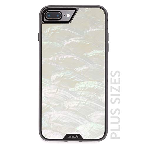 MOUS Protective iPhone Plus 8+/7+/6s+/6+ Plus Case - Real Shell (Natural Shell Iphone 6)