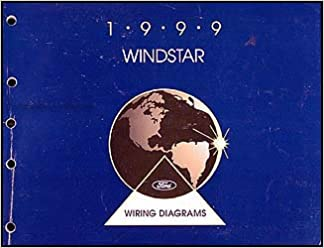 [ZHKZ_3066]  1999 Ford Windstar Wiring Diagram Manual Original: Ford: Amazon.com: Books | Wiring Diagram For Ford Windstar |  | Amazon.com