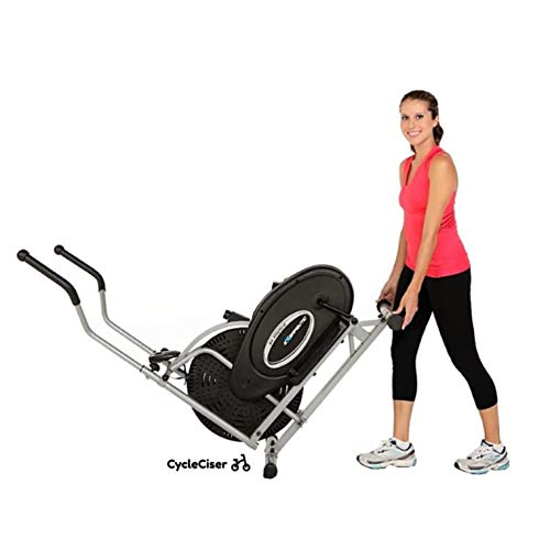 Cycleciser Elliptical Machine for Home Use Trainer Bike Women Cardio Equipment Seniors by Cycleciser (Image #1)