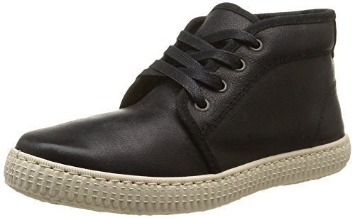 Negro Unisex Erwachsene Chukka Boots Victoria Schwarz 106763 Yq0xw8R