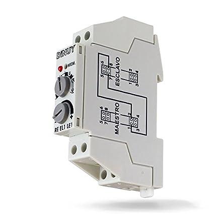 Dinuy RE.EL1.LE1 - Regulador modular para leds