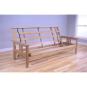 Amazon Com Kodiak Furniture Kf Monterey Queen Size Futon