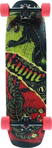 Rayne Brightside Complete Cruiser Skateboard - 9.25
