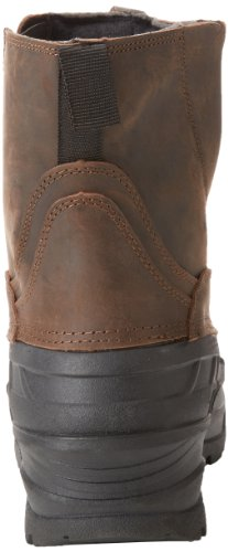 Kamik Mens Dawson Snow Boot Gaucho Marrone