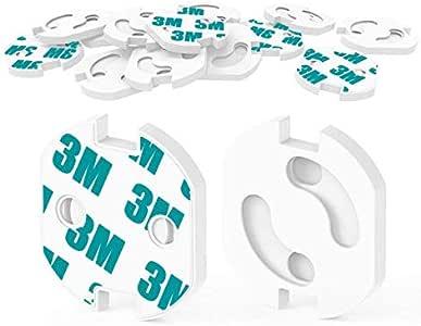 Producto Certificado CE HOMYBABY Kit Seguridad Bebe   20 Protector Enchufes para Bebes