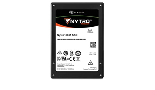 Seagate Nytro 3331 - Disco Duro Interno (960 GB, SAS): Amazon.es ...
