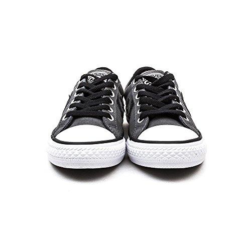 Converse Sp Ev Lace Ox - Zapatillas de estar por casa Unisex niños gris